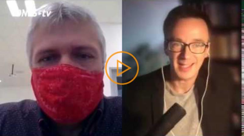 iDnes: Příští týden budeme vyrábět 10 tisíc respirátorů denně, říká český vědec