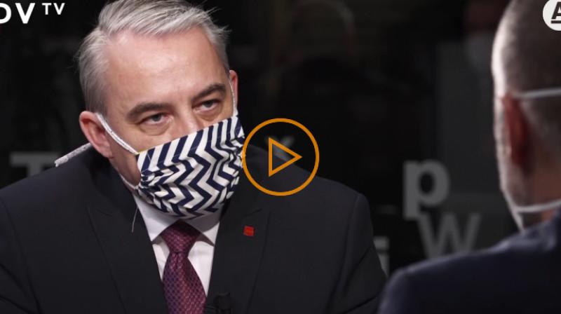 DVTV: Vláda se snaží vyhnout placení škod, kritizuje Středula