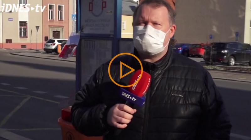 iDnes: V Mladé Boleslavi zrušili MHD, autobusy teď vozí jen pár seniorů