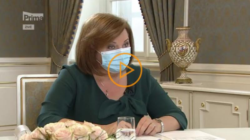 TV Prima: Partie s Alenou Schillerovou a Karlem Havlíčkem