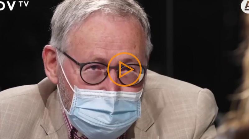 DVTV: Vědec - Koronavirus je časovaná bomba, ale neděsil bych se, byly daleko horší věci