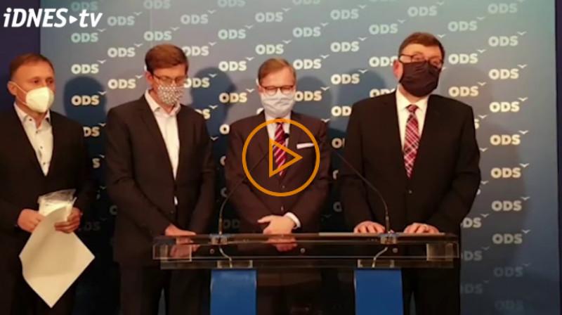iDnes TV: Musíte jednat rychle, aby firmy přežily, vyzval Stanjura vládu