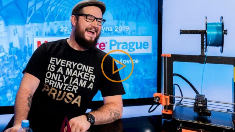 ČRo Plus: Jsem na náš národ strašně pyšný, přiznává Průša