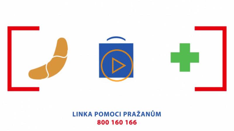 Praha.eu: Linka pomoci Pražanům – 800 160 166