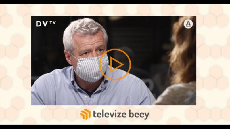 DVTV: Čína lhala, teď se tváří jako zachránce světa. Západ se otřese a poučí se, říká Kolář