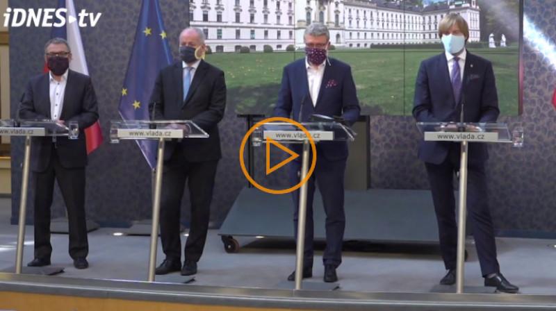 iDnes: Připravíme scénář pro další otevírání provozoven, řekl Havlíček