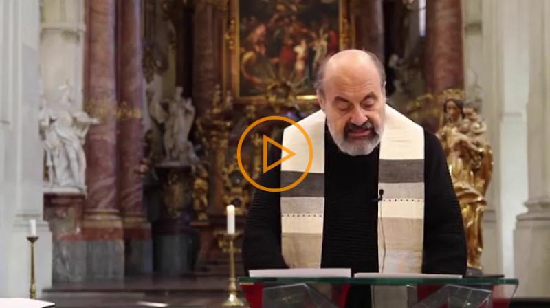 Tomáš Halík: Promluva k Velikonoční neděli