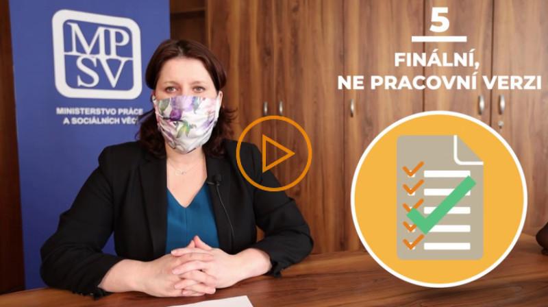 MPSV: 10 nejčastějších chyb žadatelů v programu Antivirus