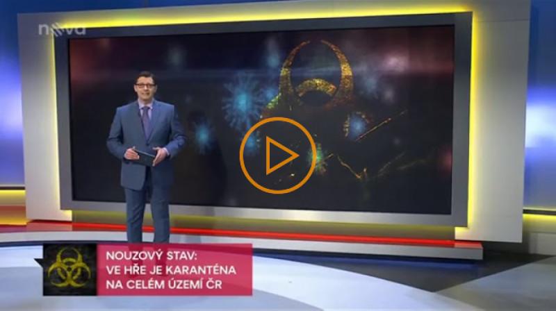 TV Nova: Mimořádné zprávy (13:48)