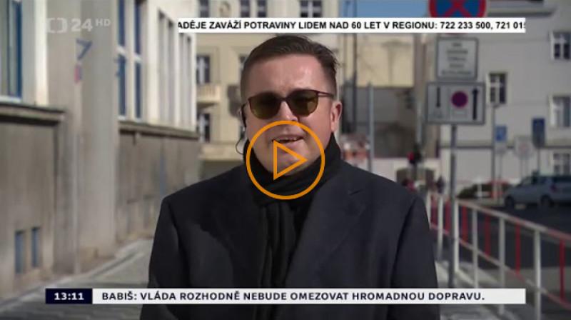 ČT24: Otázky Václav Moravce 2. část