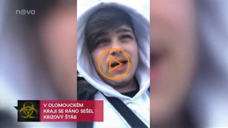 TV Nova: Odpolední televizní noviny 17:00