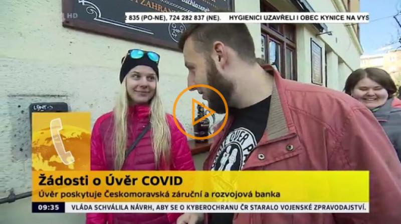 ČT24: Studio ČT24 9:30