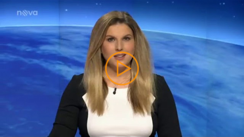 TV Nova: Polední Televizní noviny