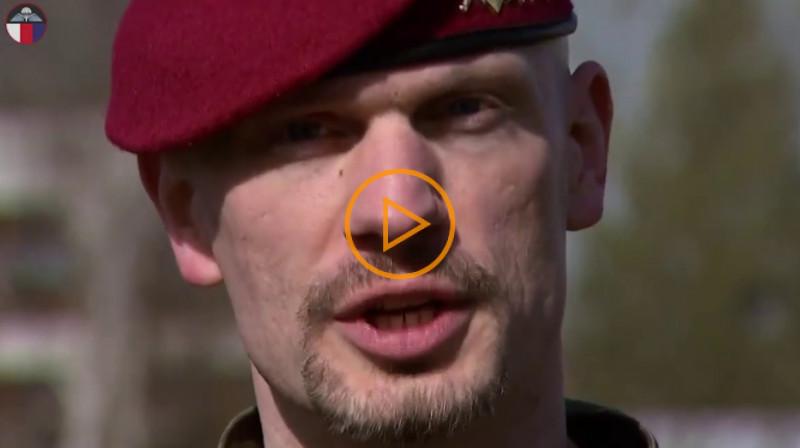 Armáda ČR: Zacvičte si s výsadkáři 1.díl