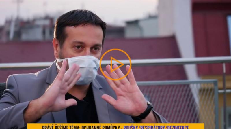 Kovy: Pandemie 1. část - Ochranné pomůcky
