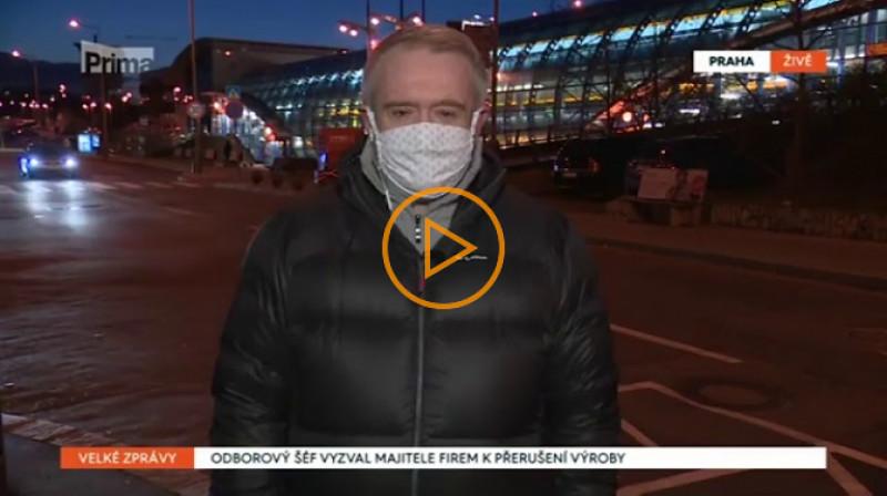 TV Prima: Velké zprávy 18:55