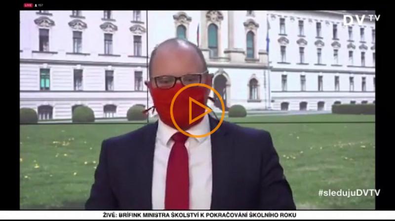 DVTV: Prázdniny nezkrátíme, řekl Plaga