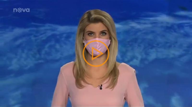 TV Nova: Televizní noviny 19:30