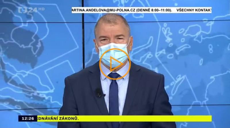 ČT24: Sport - Olympijské hry v ohroženi?