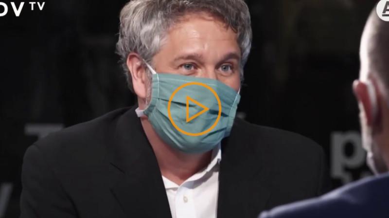 DVTV: Epidemiolog - Zdravotnictví je v krizi a vláda to ví, proto jsou opatření drastická